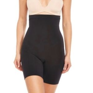 NEW IN BOX! SPANX Higher Power Shorts in Black